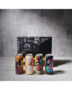 Artisanal Craft Beer Gift Set