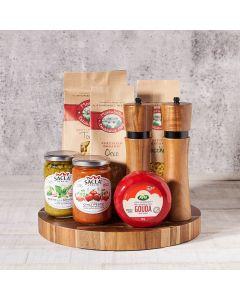 Pesto, Pasta & Cheese Gift Set