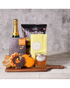 The Colours Of Fall Gift Set, Thanksgiving Gift Baskets, Fall Gift Baskets,  USA Delivery