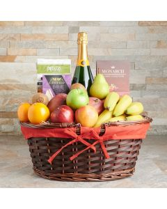 chocolate cranberry, Cheese, gourmet, Champagne, Fruits Gift Basket, Fruit, Set 23811-2021, fruit gift basket delivery, delivery fruit gift basket, champagne delivery usa, usa champagne delivery