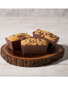 Chocolate Chip Mini Loaf, Baked Goods, Cakes, USA Delivery