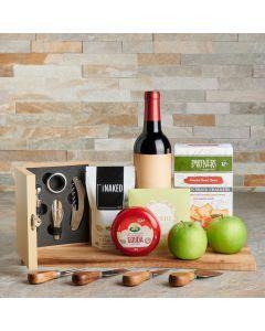 The Bountiful Wine Gift Basket