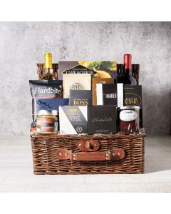 The Ample Wine Gift Basket