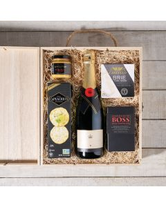 colburne champagne box delivery, delivery colburne champagne box, champagne, gourmet, gift box delivery