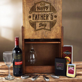 Happy Father's Day Wine Create