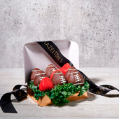 FOOTBALL SWEETS FATHER'S DAY GIFT BASKET