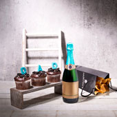 SPARKLING TREATS FATHER'S DAY GIFT BASKET