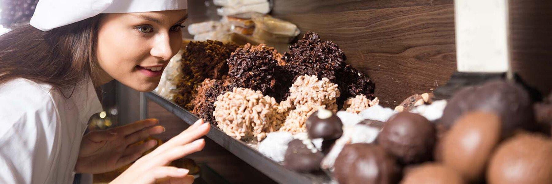 Chocolate Platters & Desserts