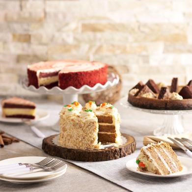 Cake Gift Baskets