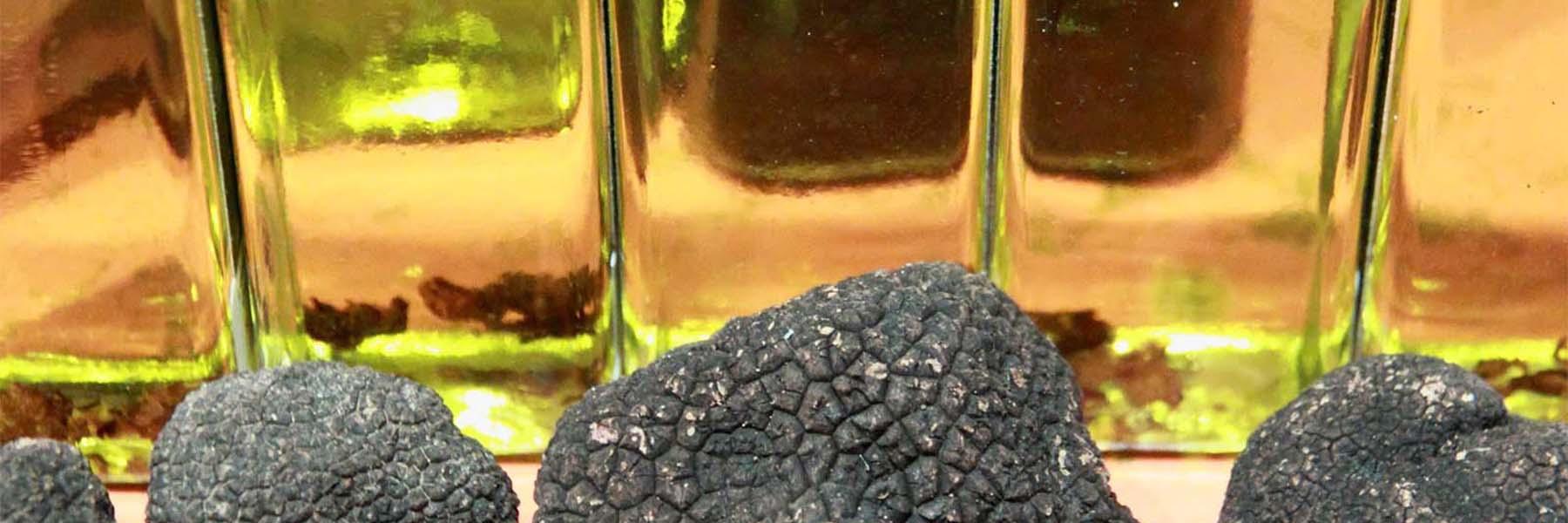 Truffles & Truffle Oils